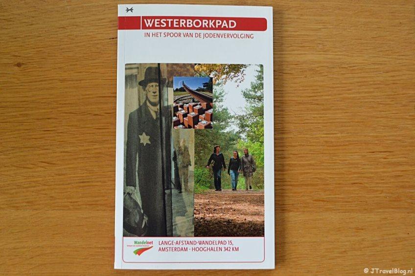 Wandelgids met de volledige routebeschrijving van het Westerborkpad