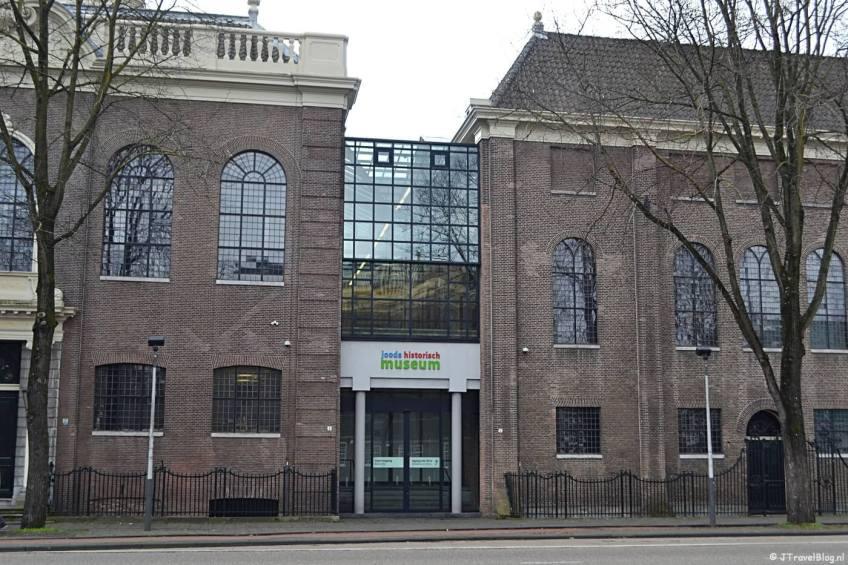 Het Joods Historisch Museum in Amsterdam