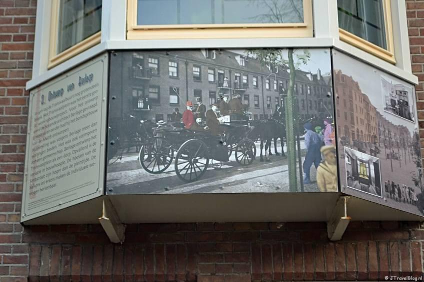 Transvaalplein in Amsterdam