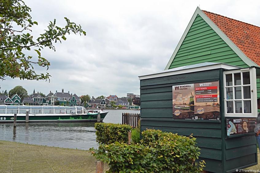 Windmill Cruises op de Zaanse Schans