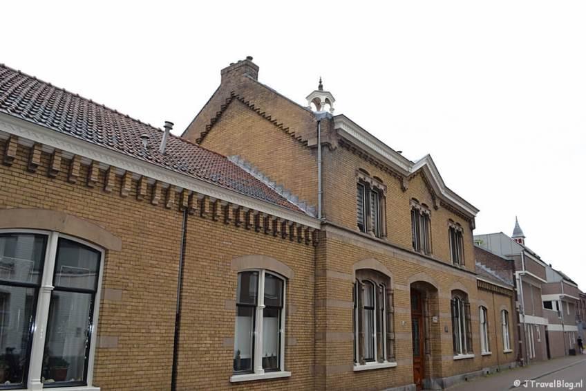 Zuiderhofje aan de Zuiderstraat in Haarlem