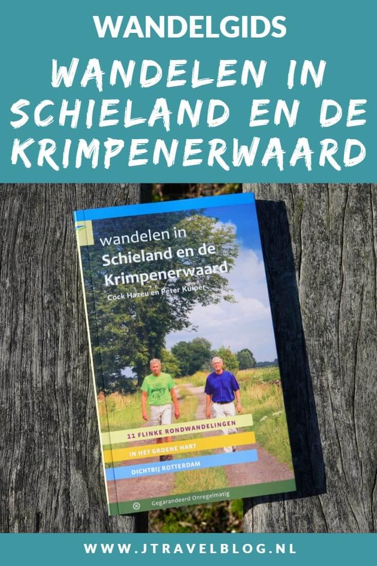 De wandelgids 'Wandelen in Schieland en de Krimpenerwaard' bevat 11 rondwandelingen van 13 tot 18 kilometer in Schieland en de Krimpenerwaard in de provincie Zuid-Holland. Wandel je mee? #wandelen #schieland #krimpenerwaard #wandelgids #zuidholland #gegarandeerdonregelmatig #jtravel #jtravelblog