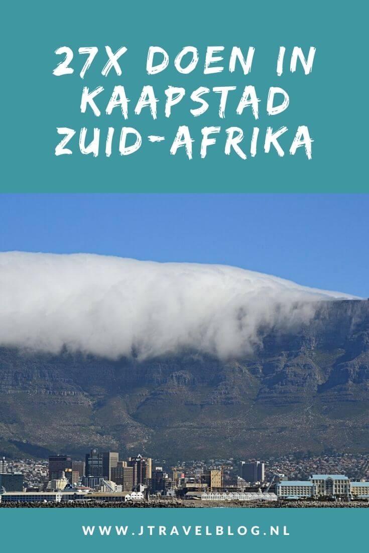 Ik heb een lijstje van 27 bezienswaardigheden in en rond Kaapstad voor je op een rijtje gezet, zoals Kasteel de Goede Hoop, Waterfront, Bo Kaap, de Tafelberg, Robbeneiland, Company's Garden en ook een paar plekken buiten Kaapstad, zoals het Kaapse Schiereiland en Stellenbosch. Lees je mee? #kaapstad #capetown #bezienswaardigheden #zuidafrika #southafrica #jtravelblog #jtravel