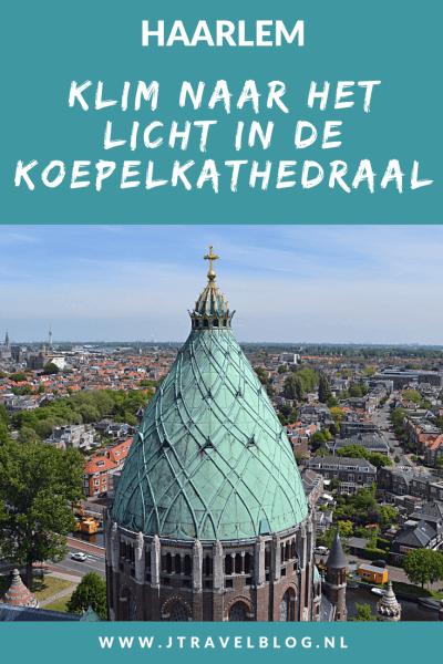 Heb jij de Klim naar het licht in de KoepelKathedraal in Haarlem al gemaakt. Dit kan nog t/m 30 september 2019! Bezoek na afloop ook de Kathedraal. Deze is zeer de moeite van een bezoek waard. Meer over de Klim naar het licht en de KoepelKathedraal in Haarlem lees je op mijn website. #haarlem #klimnaarhetlicht #koepelkathedraal