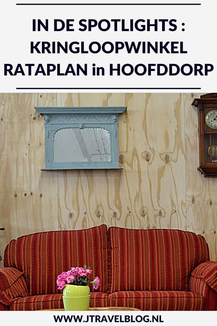 Dit keer in de spotlights: Kringloopwinkel RataPlan in Hoofddorp. Een winkel vol tweedehands en vintage spullen, zoals kleding, meubels, fietsen, hebbedingetjes, boeken en huishoudelijke artikelen. Shop je mee? #kringloopwinkelrataplenhoofddorp #rataplenhoofddorp #rataplan #kringloopwinkel #hoofddorp #hotspot #jtravel #jtravelblog