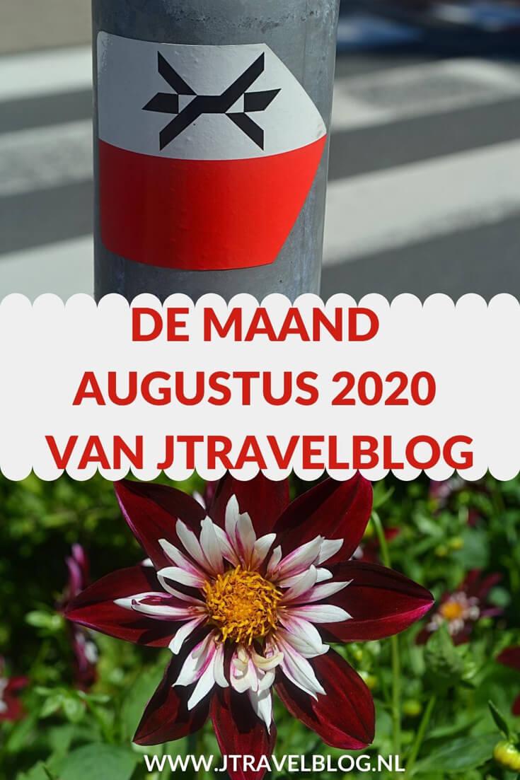 In augustus 2020 liep ik de eerste etappe van het Westerborkpad van de Hollandsche Schouwburg in Amsterdam naar Station Diemen en bezocht ik de dahliatuinen bij Kasteel Keukenhof. Meer hier over lees je in dit maandoverzicht. #maandoverzicht #kasteelkeukenhof #augustus2020 #westerborkpad #amsterdam #lisse #jtravel #jtravelblog