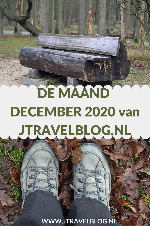 In december 2020 heb ik slechts 1 uitstapje gemaakt: ik maakte ik een wandeling in de Amsterdamse Waterleidingduinen. De rest van de maand werkte ik veel achter de schermen aan de websites. Meer hier over lees je in dit maandoverzicht. #maandoverzicht #december2020 #wandelen #awd #amsterdamsewaterleidingduinen #jtravel #jtravelblog