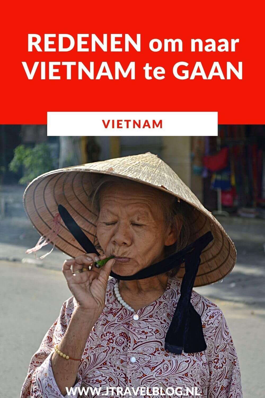 In deze blog geef ik je 9 redenen om naar Vietnam te gaan, zoals de natuur, de vriendelijke mensen, het strand, de geschiedenis, het eten en de mooie steden. Lees je mee? #vietnam #redenenomnaarvietnamtegaan #jtravel #jtravelblog