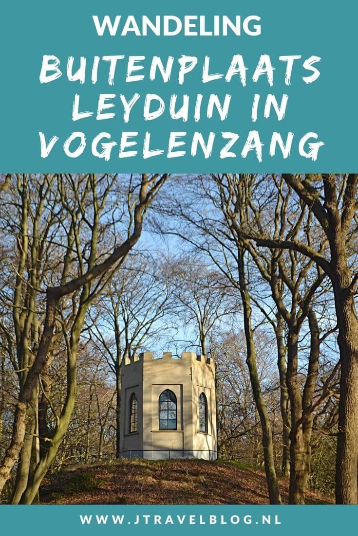 In Vogelenzang maakte ik een wandeling over Buitenplaats Leyduin. Mijn wandelroute door de bossen en langs landhuizen lees je hier. Lees en wandel je mee? #buitenplaatsen #wandelen #leyduin #vogelenzang #buitenplaatsenpad #jtravelblog #jtravel