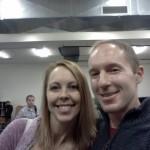 Tanya and Josh