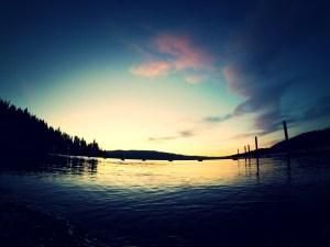 Carlin Bay Sunset