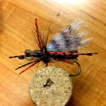 Size 8 Salmonfly