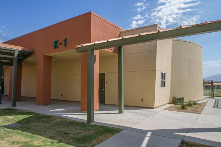 Fletcher Elementary School, Bakersfield, CA
