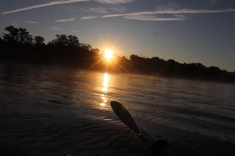 Kayaking Maryland 2019