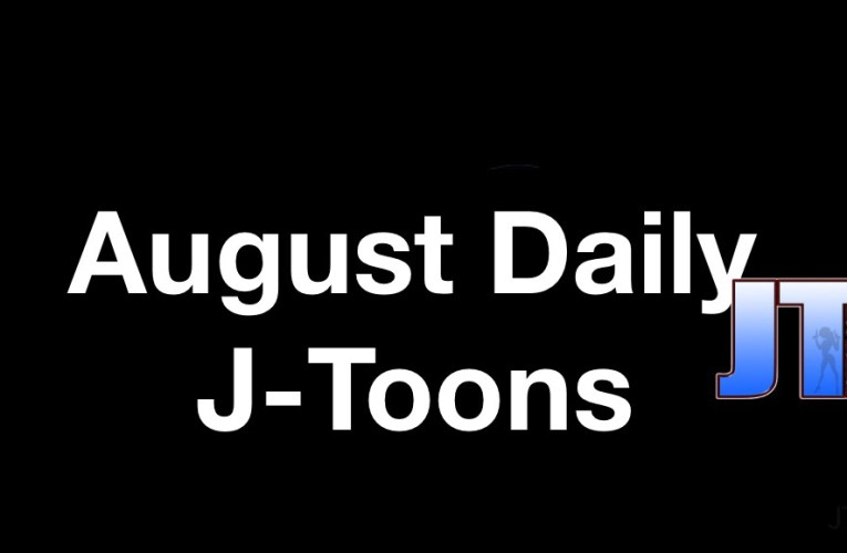 August J-Toons 2020