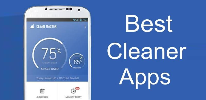 Meilleures Applications Android Cleaner