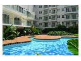 Gateway apartemen view pool lagoon