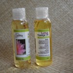 Massage oil Rasa Lotus