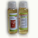 Massage oil Rasa Lotus