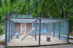 Ideas for guinea fowl coop