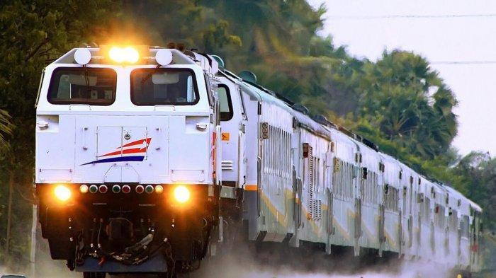 Pengiriman burung merpati ke wilayah Jawa menggunakan via kereta
