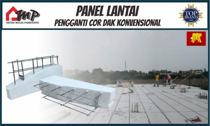 Jual Bata Ringan Murah, Harga dan Produk Panel Lantai, Panel Lantai Grand Elephant