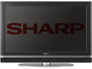 tv lcd. sony-sharp-lcd tv lcd