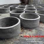 pipa beton tidak bertulang