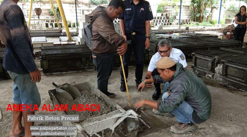 kekuatan tekan karakteristik beton