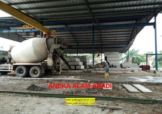 pengertian beton