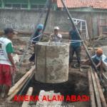 metoda pemasangan buis beton