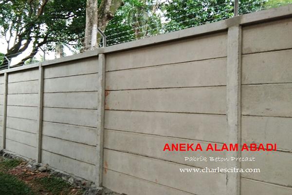 pemasangan pagar beton jakarta