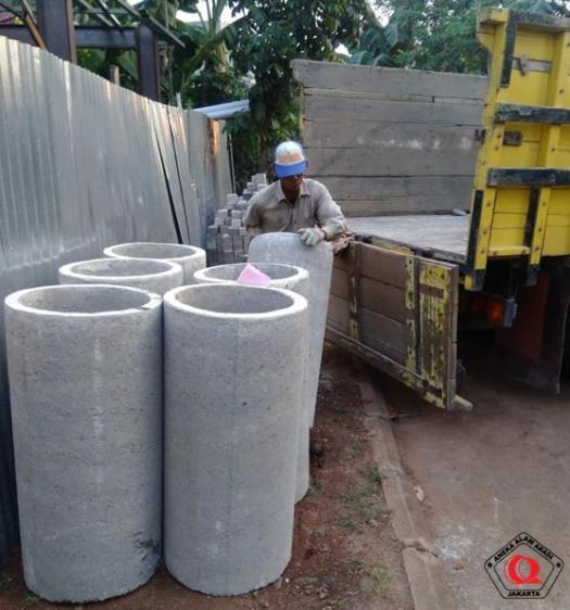 buis beton saluran