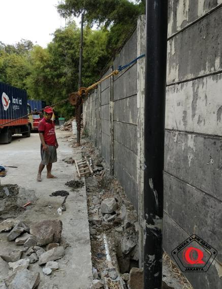 renovasi pagar