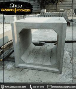 kapasitas angkut buis beton