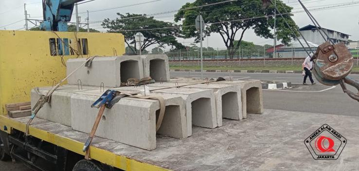 saluran beton u
