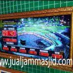 harga jam digital masjid di bekasi timur