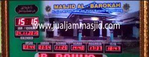 harga jam digital masjid di jakarta barat
