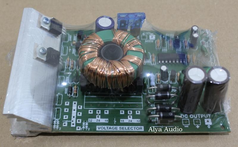Multi Inverter Mobil 12v Dc To 18v 24v 32v Dc Ct