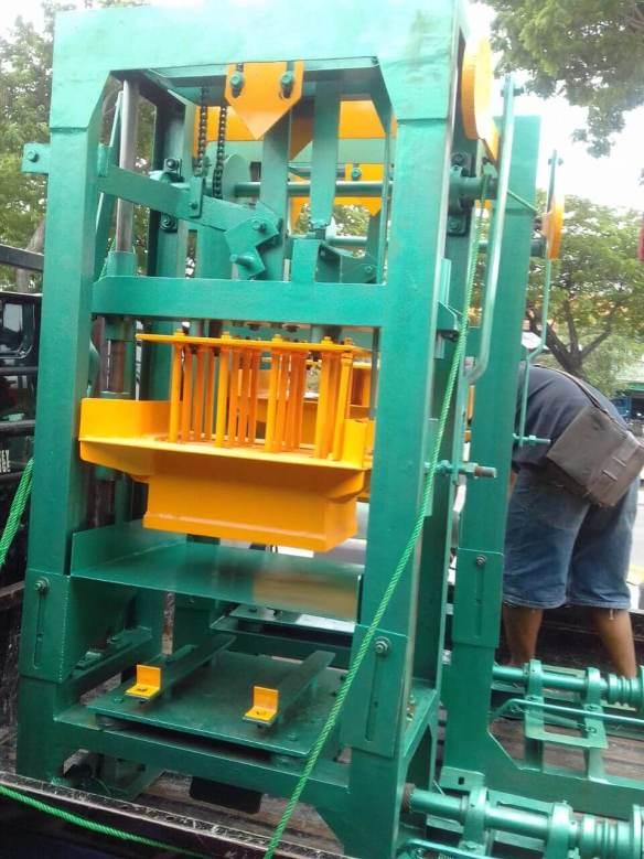 Jual mesin paving block murah di bandar lampung