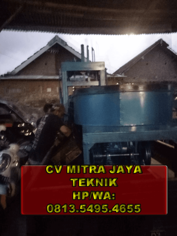Jual mesin paving bloCK Banjarmasin