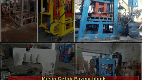 0813.5495.4655(Tsel)Jual mesin paving block di Kota Ambon