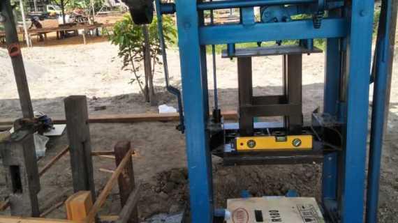 0813.5495.4655(Tsel)Jual mesin buat paving block di Kabupaten Maluku tenggara barat