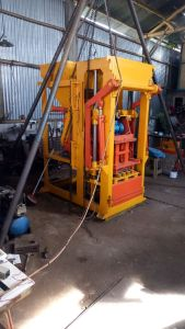 Jual mesin press batako dan paving block
