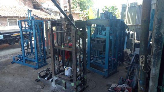 Jual mesin paving block di Banda Aceh – 081.5495.4655