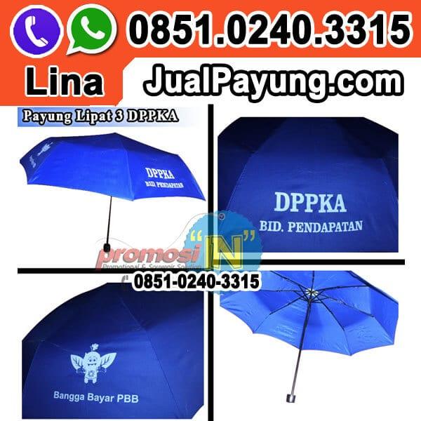 Cetak Payung Promosi Sablon Payung Murah di Surabaya