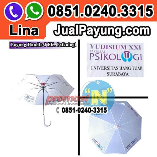 Distributor Payung Promosi Sablon Polos Kirim Malang