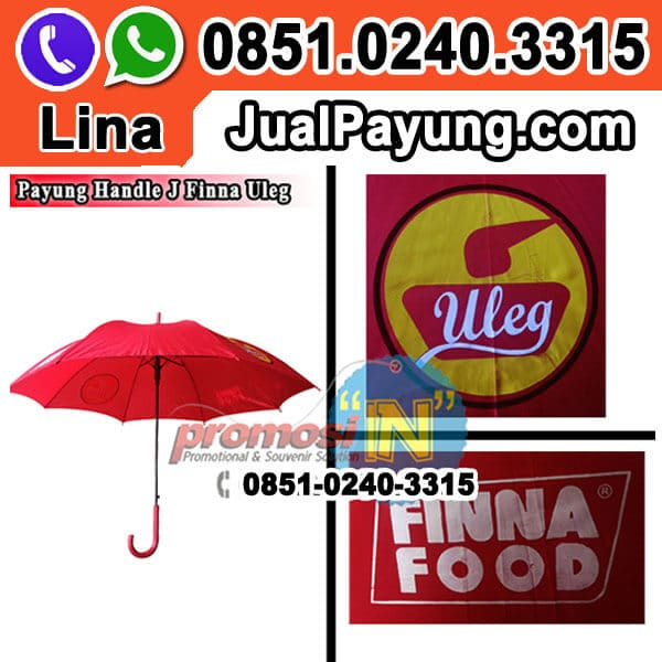 Jual Payung Promosi Murah Grosir