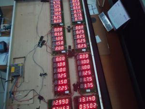 JUAL RUNNING TEXT DISPLAY SURABAYA
