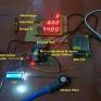 komponen running led